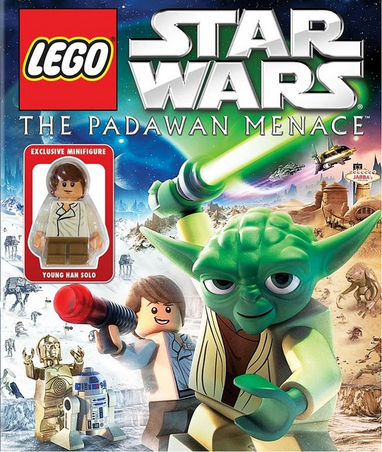 Ver Lego Star Wars The Padawan Menace (2011) Online