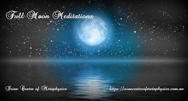 AUGUST: Full Moon Meditation and Healing Circles