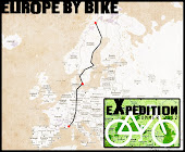 Expedition 2012 - Europe on bike