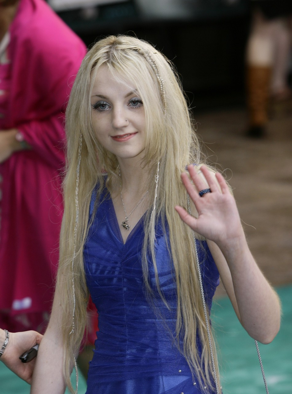 super hollywood evanna lynch pictures and wallpapers 2012
