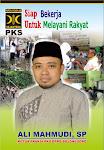 Ali Mahmudi, SP. Ketua Fraksi PKS DPRD Bojonegoro