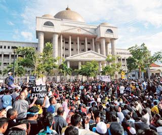 Anwar dibebas tuduhan liwat