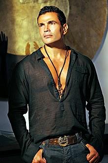 Egyptian singer Amr Diab biography