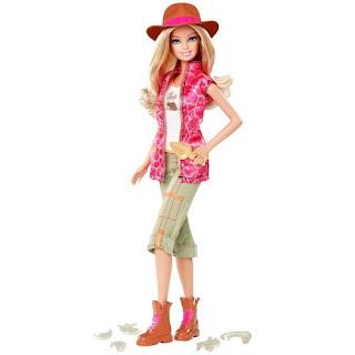 Modelos de Bonecas Barbie