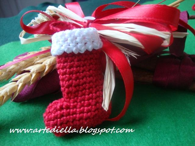 Le fragole di stoffa decorazioni natale miniature all - Decorazioni uncinetto ...