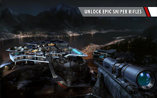 Hitman: Sniper v1.5.54637 MOD APK+DATA (Unlimited Money)