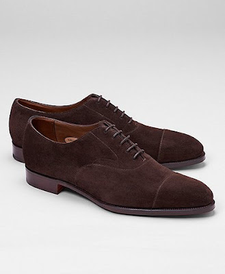 ZAPATOS OXFORD EDWARD GREEN