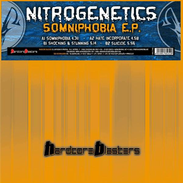 Nitrogenetics - Shocking And Stunning