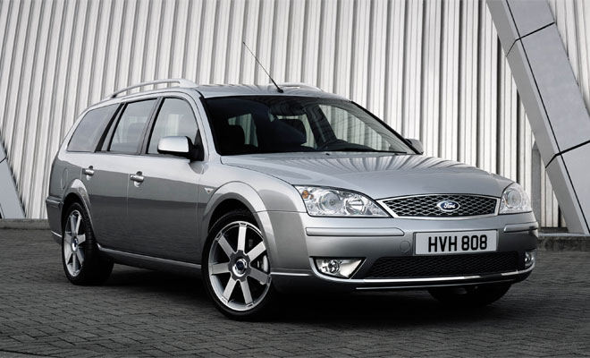 Ford Mondeo version 2