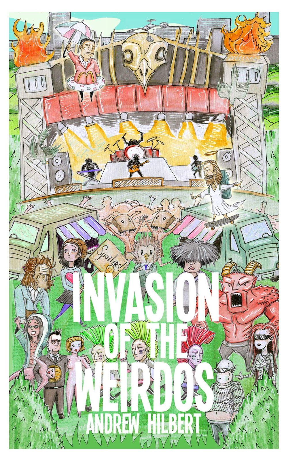 Buy Invasion of the Weirdos!