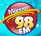 Rádio Maringá 98 FM de Pombal ao vivo