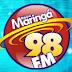 Rádio: Ouvir a Rádio Maringá 98 FM 98,7 da Cidade de Pombal - Online ao Vivo