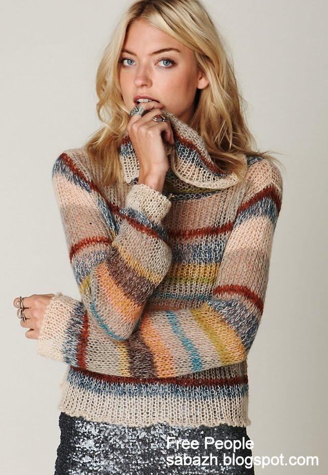 Самые модные вязанные свитера осени- Новости моды, последние новинки мира красоты на сайте Vogue Ukraine Модные