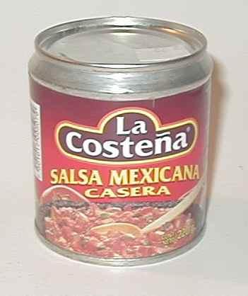 salsa casera belize