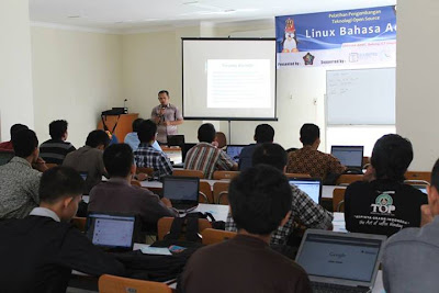 Linux Bahasa Aceh