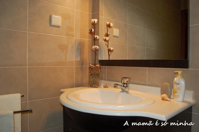 A remodelação da minha casa-de-banho