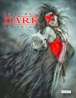 Dark labyrinth,Luis Royo,Norma Editorial  tienda de comics en México distrito federal, venta de comics en México df