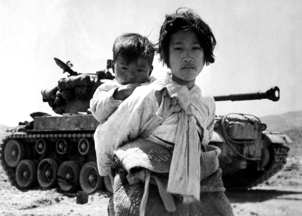 Korean War Ends End The Korean War Demand a