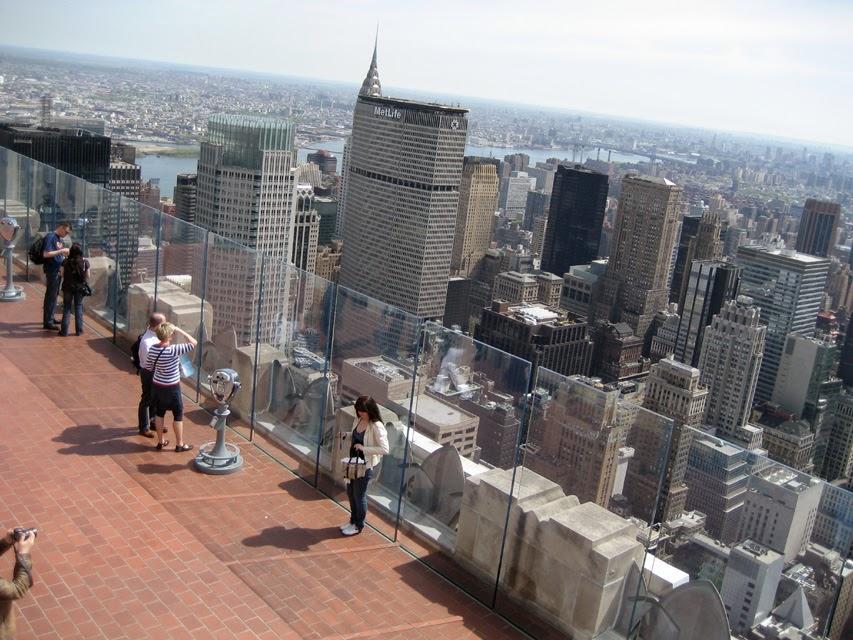 Chrysler Building New York Observation Deck
