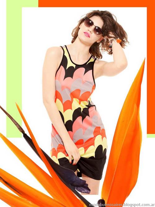 María Vazquez primavera verano 2013 Blog de moda Argentina.