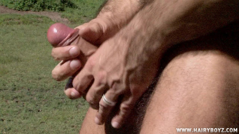 handsfree gay bottom orgasm