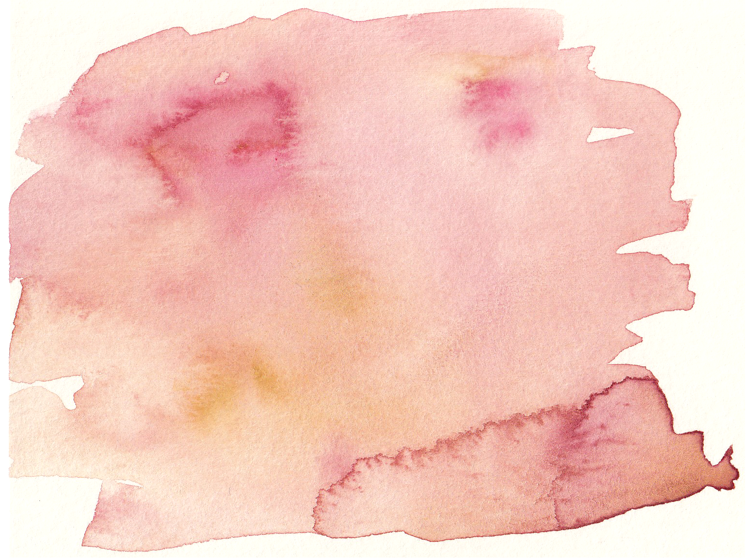Free Watercolor Wash Clip Art
