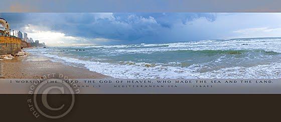 JONAH'S SEA