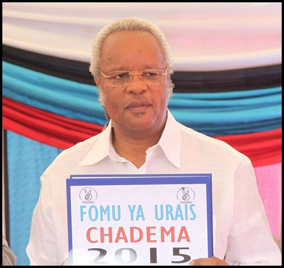 Mh Edward Lowassa