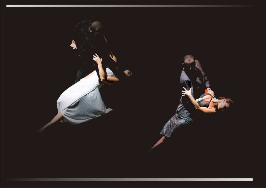 Carlinhos Moro e Katia Souza Danças de Salão