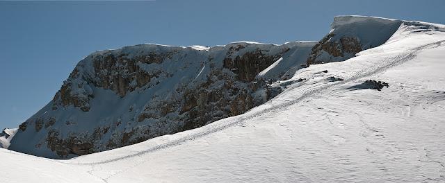 Panorama monte Càntaro