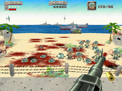 Game Shooting Onslaught ( Only 3 Mb ) 2