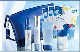 Весенний набор Fancl