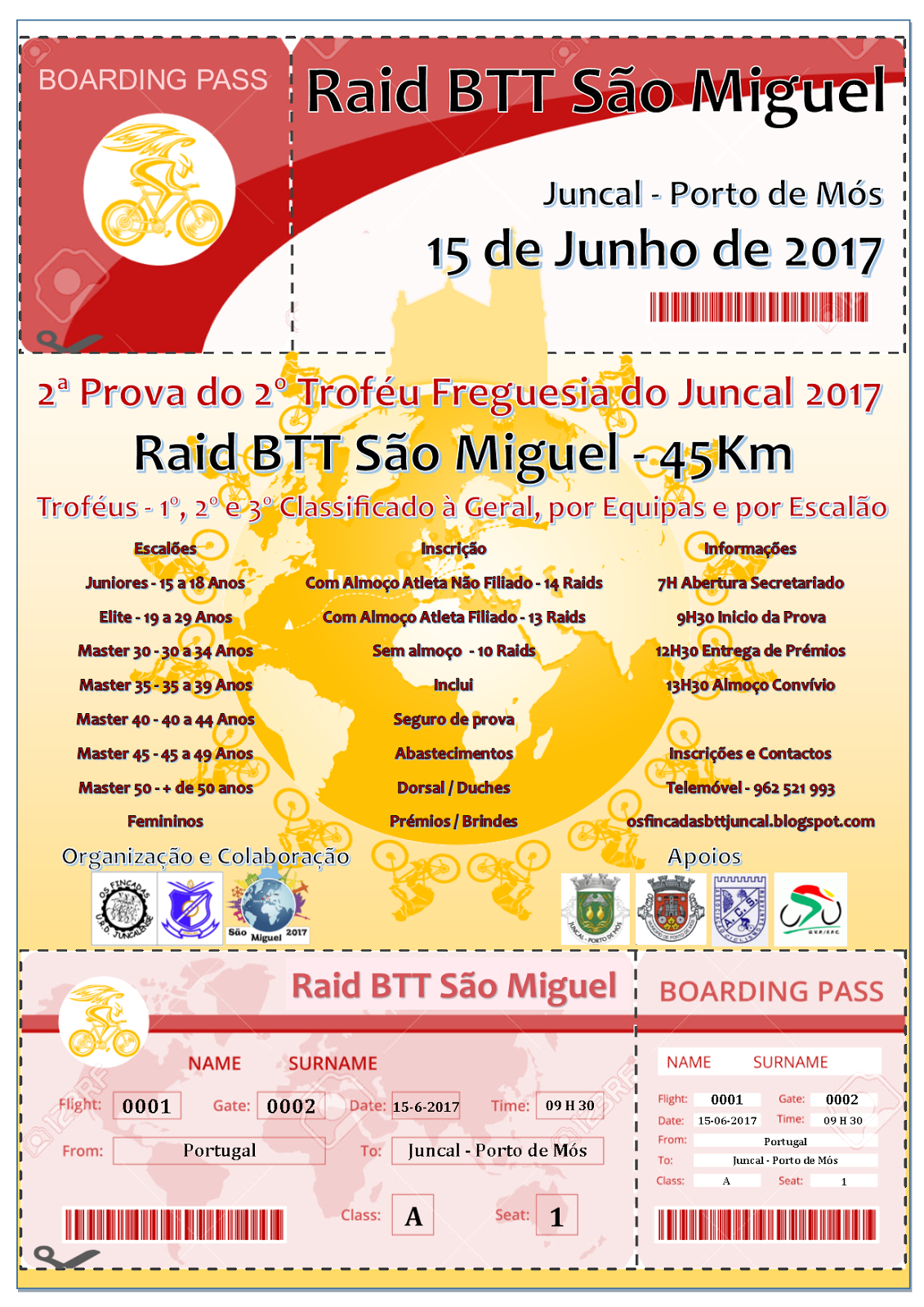 15JUN * JUNCAL - PORTO MÓS