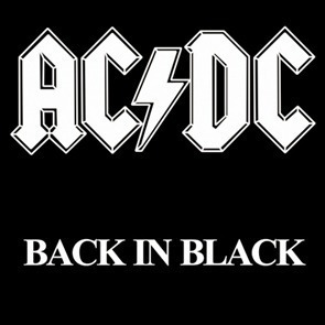 AC_DC - Back in Black