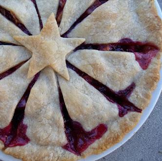 rhu-berry pie and rhubarb round-up