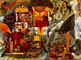 América prehispánica - Diego Rivera