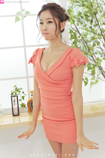 2 Choi Byeol Yee - Sexy Pink-very cute asian girl-girlcute4u.blogspot.com