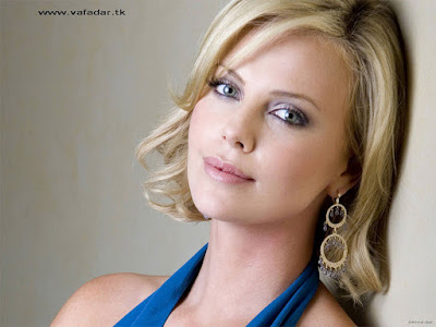 Charlize Theron Lovely Wallpaper