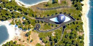Eye of Horus house,Naomi Campbell, Vladislav Doronin,god Horus,eye house