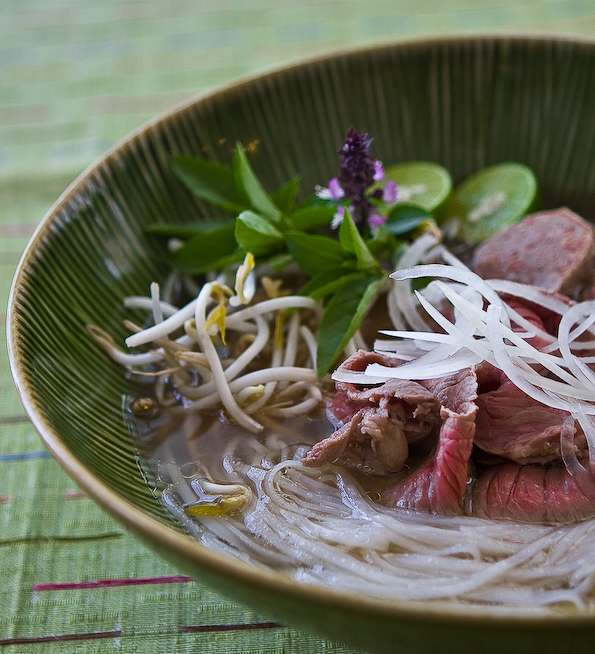 Slow Cooker Pho (Vietnamese Beef Noodle Soup) from Steamy ...