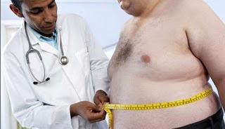Bahaya kelebihan berat badan