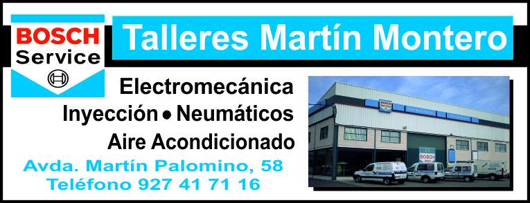 TALLERES MARTIN MONTERO