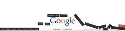 How to Create the Google Gravity Search Page Like Effect to Your Web Page