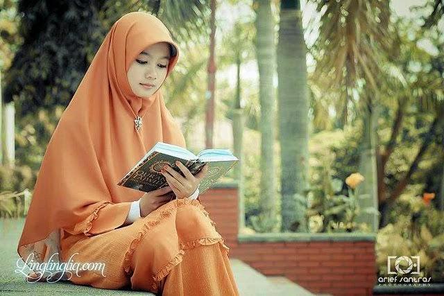 Saya Bangga Menjadi Wanita Muslimah