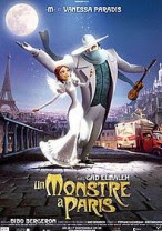 Un monstre a Paris (2011)