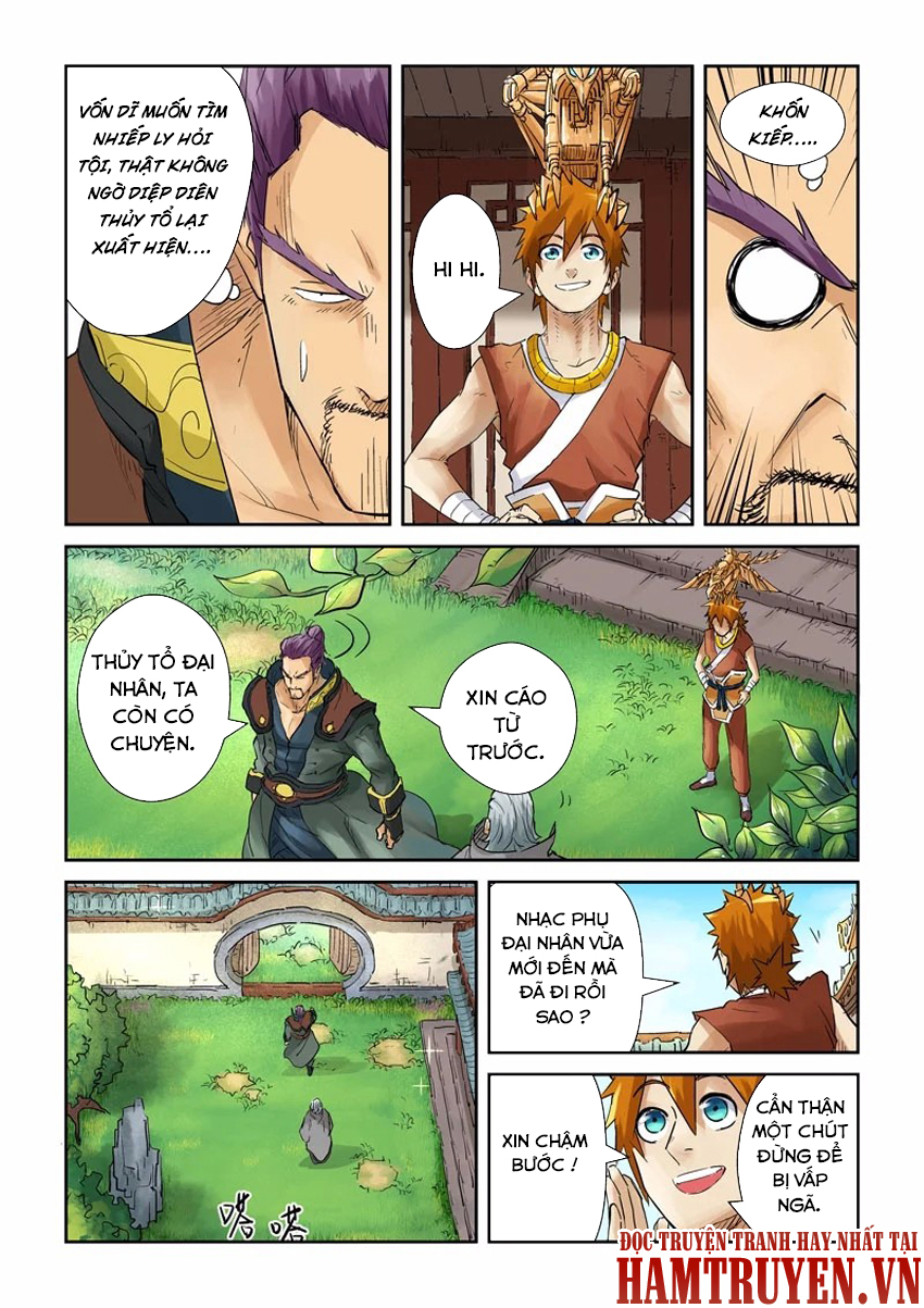Tales of Demons and Gods chap 120.5 page 7 - IZTruyenTranh.com