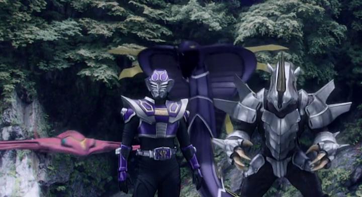Kamen Rider Ryuki 25 Subtitle Indonesia