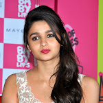 Alia Bhatt Looks Cute and Sexy At The Launch Of Maybelline's New Collection in Canvas, Mumbai