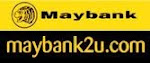 Pay via MAYBANK2U