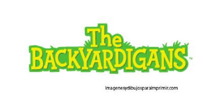 Imagenes de Backyardigans para imprimir